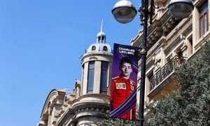 Azerbaijan GP: Thursday's build up in pictures