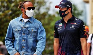Azerbaijan GP: Friday's action in pictures