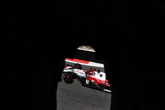 Kimi Raikkonen (FIN) Alfa Romeo Racing C41. 04.06.2021. Formula 1 World Championship, Rd 6, Azerbaijan Grand Prix, Baku Street Circuit, Azerbaijan, Practice Day. - www.xpbimages.com, EMail: requests@xpbimages.com © Copyright: Batchelor / XPB Images