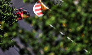2021 Azerbaijan Grand Prix - Qualifying results