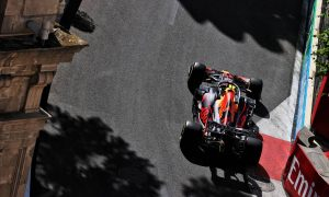 Perez and Verstappen on top in FP2 – Mercedes falls back