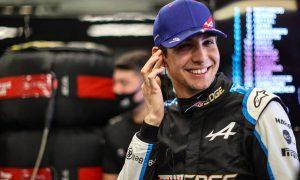 Ocon commits to Alpine F1 Team until 2024!