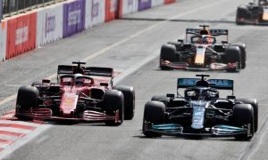 Leclerc: Tree branch caused loss of early lead to Hamilton