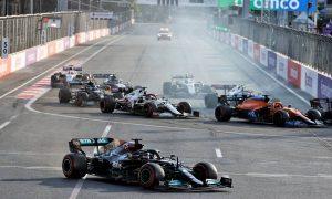 Hamilton apologizes to team for 'brake magic' switch blunder