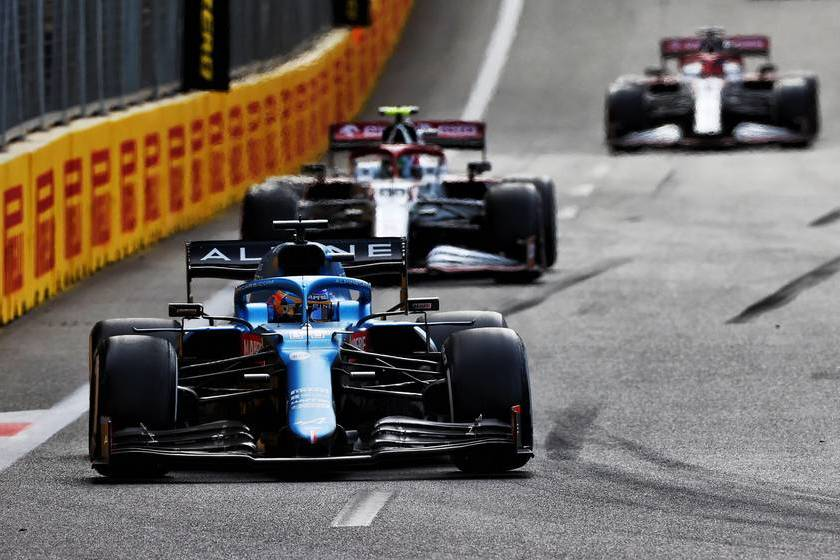 Alpine still 'actively investigating' race pace deficit