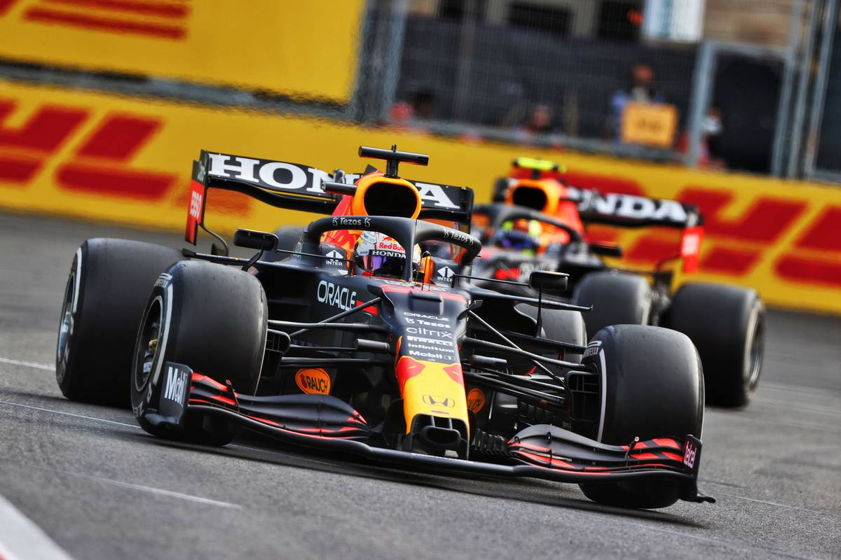 Pirelli's Isola: Red Bull and Aston Martin ran with lower pressures in Baku