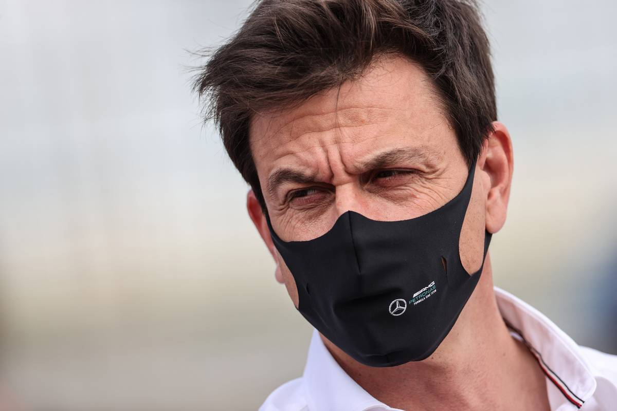 Toto Wolff (GER) Mercedes AMG F1 Shareholder and Executive Director. 06.06.2021. Formula 1 World Championship, Rd 6, Azerbaijan Grand Prix, Baku