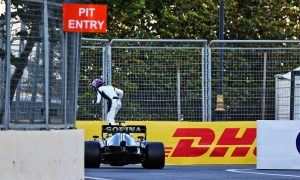 FIA denies Baku pit entry is 'most scary place in F1'
