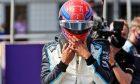 George Russell (GBR) Williams Racing on the grid. 06.06.2021. Formula 1 World Championship, Rd 6, Azerbaijan Grand Prix, Baku