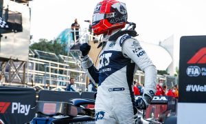 Gasly overcame engine issues in 'insane, intense' race