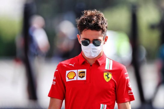 Charles Leclerc (MON) Ferrari. 18.06.2021. Formula 1 World Championship, Rd 7, French Grand Prix, Paul Ricard, France, Practice Day. - www.xpbimages.com, EMail: requests@xpbimages.com © Copyright: Moy / XPB Images