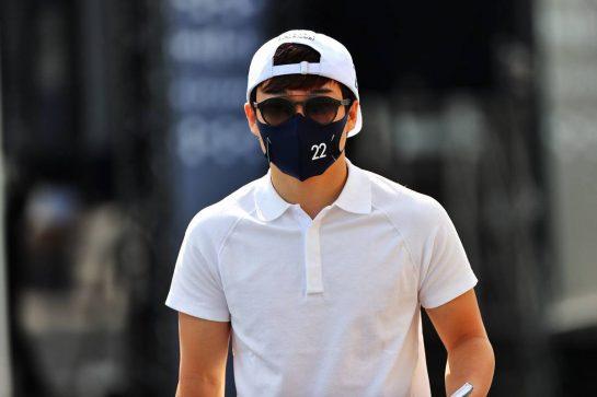 Yuki Tsunoda (JPN) AlphaTauri. 18.06.2021. Formula 1 World Championship, Rd 7, French Grand Prix, Paul Ricard, France, Practice Day. - www.xpbimages.com, EMail: requests@xpbimages.com © Copyright: Moy / XPB Images
