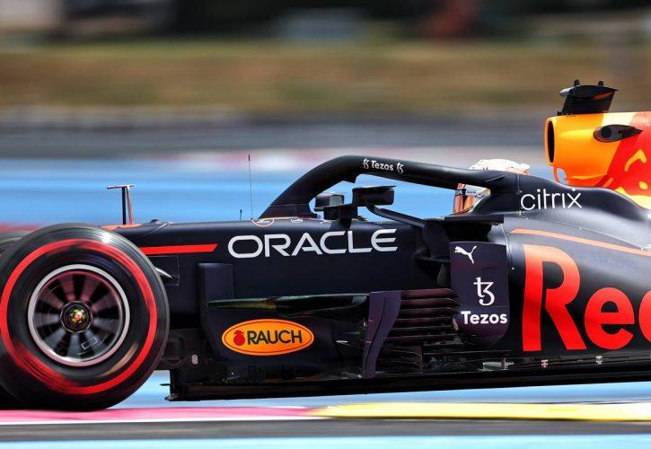 Max Verstappen (NLD) Red Bull Racing RB16B. 18.06.2021. Formula 1 World Championship, Rd 7, French Grand Prix, Paul Ricard