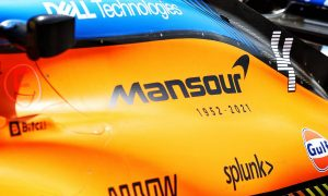 McLaren pays fitting tribute to Mansour Ojjeh