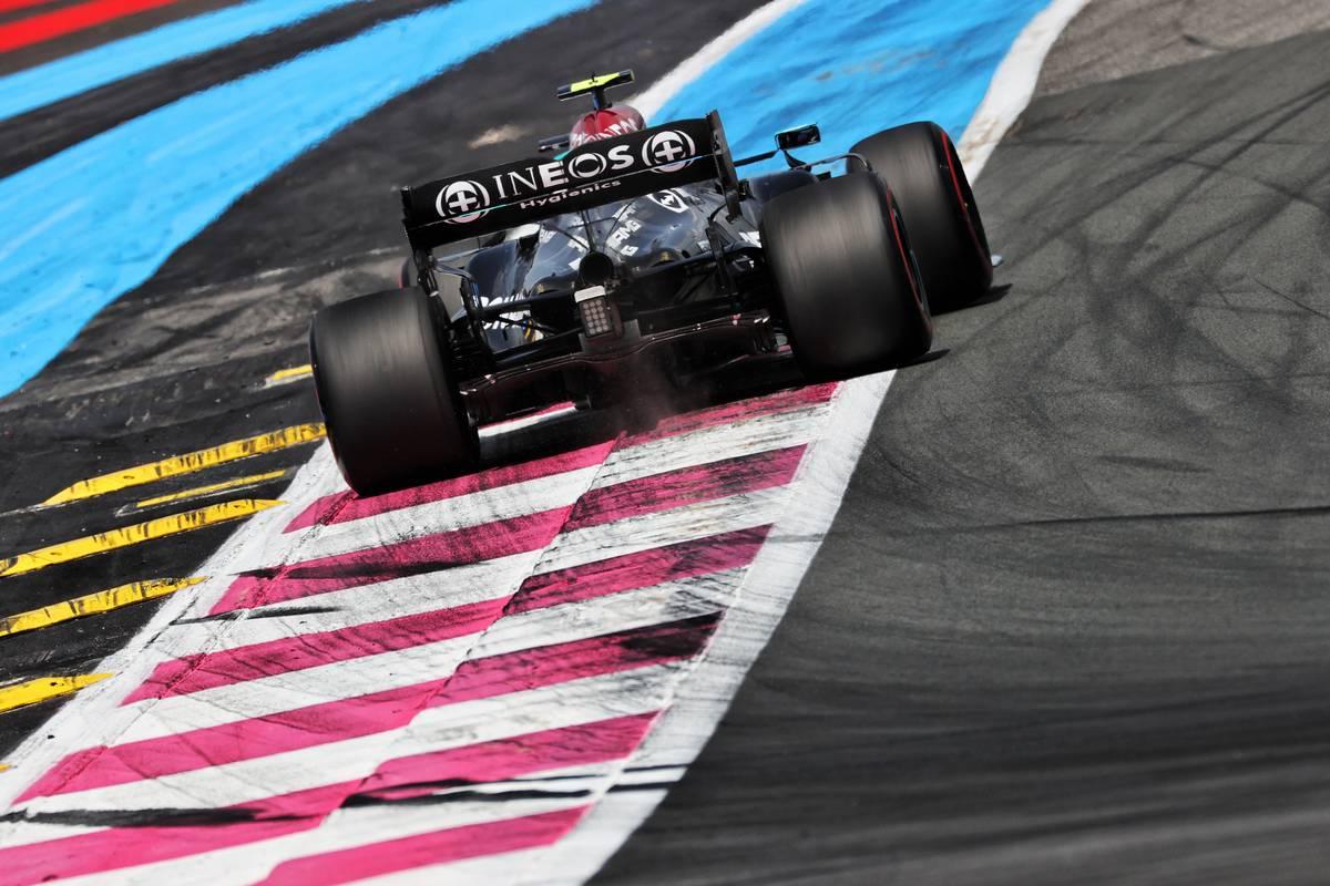 Valtteri Bottas (FIN) Mercedes AMG F1 W12. 18.06.2021. Formula 1 World Championship, Rd 7, French Grand Prix, Paul Ricard