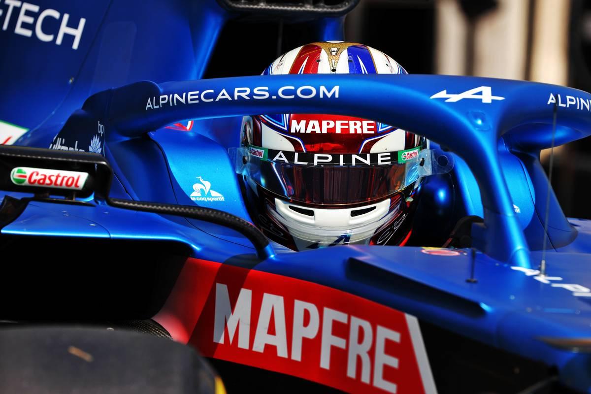 Esteban Ocon (FRA) Alpine F1 Team A521. 18.06.2021. Formula 1 World Championship, Rd 7, French Grand Prix, Paul Ricard