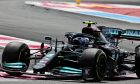 Valtteri Bottas (FIN) Mercedes AMG F1 W12. 18.06.2021. Formula 1 World Championship, Rd 7, French Grand Prix, Paul Ricard,