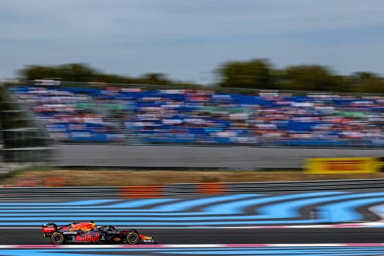 Max Verstappen (NLD), Red Bull Racing 18.06.2021. Formula 1 World Championship, Rd 7, French Grand Prix, Paul Ricard, France, Practice Day.- www.xpbimages.com, EMail: requests@xpbimages.com © Copyright: Charniaux / XPB Images