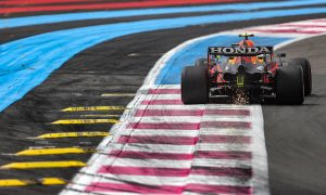 """Perez: """"Locking out French GP front row was possible"""""""