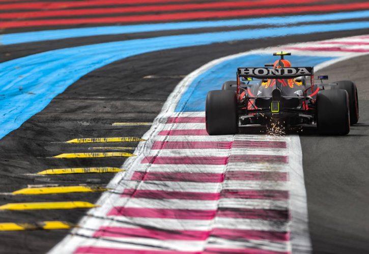 Sergio Perez (MEX), Red Bull Racing 19.06.2021. Formula 1 World Championship, Rd 7, French Grand Prix, Paul Ricard