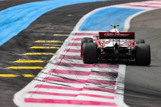 Antonio Giovinazzi (ITA), Alfa Romeo Racing 19.06.2021. Formula 1 World Championship, Rd 7, French Grand Prix, Paul Ricard, France, Qualifying Day.- www.xpbimages.com, EMail: requests@xpbimages.com © Copyright: Charniaux / XPB Images