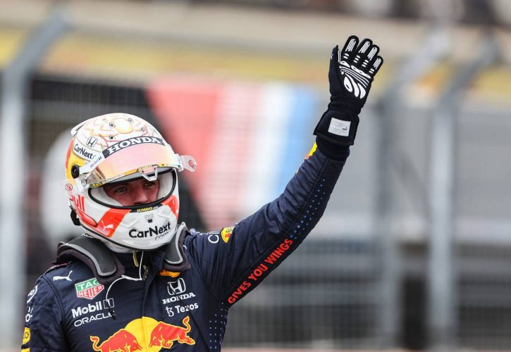 Max Verstappen (NLD), Red Bull Racing 19.06.2021. Formula 1 World Championship, Rd 7, French Grand Prix, Paul Ricard