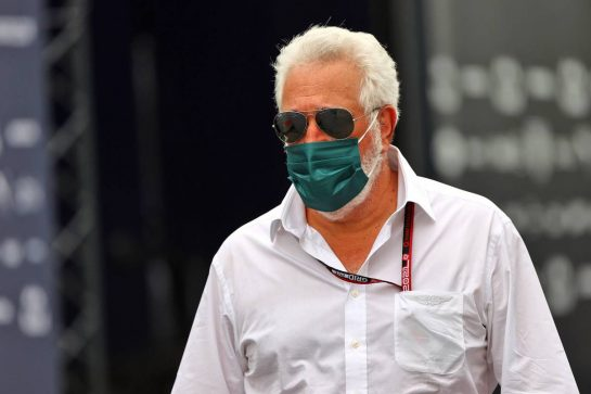 Lawrence Stroll (CDN) Aston Martin F1 Team Investor. 19.06.2021. Formula 1 World Championship, Rd 7, French Grand Prix, Paul Ricard, France, Qualifying Day. - www.xpbimages.com, EMail: requests@xpbimages.com © Copyright: Moy / XPB Images
