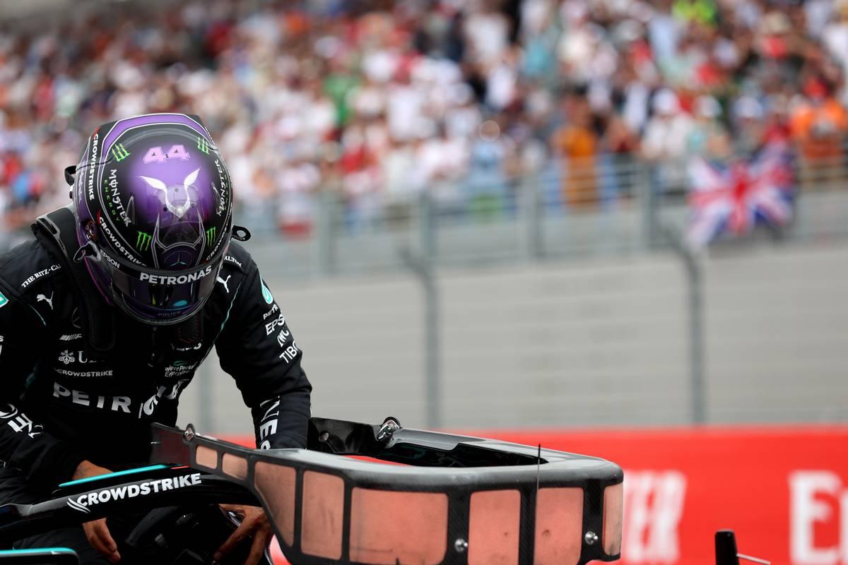 Lewis Hamilton (GBR) Mercedes AMG F1. 19.06.2021. Formula 1 World Championship, Rd 7, French Grand Prix, Paul Ricard