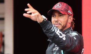 Hamilton says speaking out on racism 'definitely liberating'