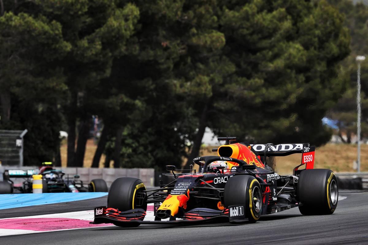 Max Verstappen (NLD) Red Bull Racing RB16B. 20.06.2021. Formula 1 World Championship, Rd 7, French Grand Prix, Paul Ricard