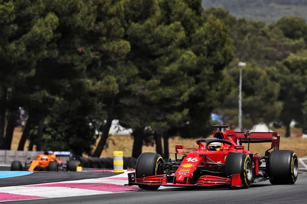 Charles Leclerc (MON) Ferrari SF-21. 20.06.2021. Formula 1 World Championship, Rd 7, French Grand Prix, Paul Ricard