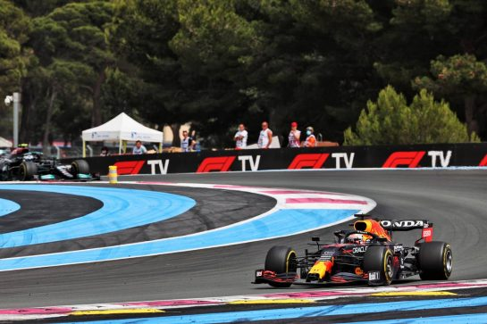 Max Verstappen (NLD) Red Bull Racing RB16B. 20.06.2021. Formula 1 World Championship, Rd 7, French Grand Prix, Paul Ricard, France, Race Day. - www.xpbimages.com, EMail: requests@xpbimages.com © Copyright: Batchelor / XPB Images