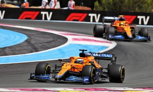Daniel Ricciardo (AUS) McLaren MCL35M. 20.06.2021. Formula 1 World Championship, Rd 7, French Grand Prix, Paul Ricard