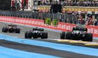 Max Verstappen (NLD), Red Bull Racing and Lewis Hamilton (GBR), Mercedes AMG F1 20.06.2021. Formula 1 World Championship, Rd 7, French Grand Prix, Paul Ricard