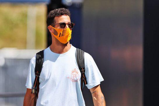 Daniel Ricciardo (AUS) McLaren. 24.06.2021. Formula 1 World Championship, Rd 8, Steiermark Grand Prix, Spielberg, Austria, Preparation Day. - www.xpbimages.com, EMail: requests@xpbimages.com © Copyright: Moy / XPB Images