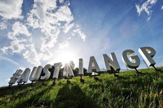 Circuit atmosphere - #AustrianGP. 24.06.2021. Formula 1 World Championship, Rd 8, Steiermark Grand Prix, Spielberg, Austria, Preparation Day. - www.xpbimages.com, EMail: requests@xpbimages.com © Copyright: Moy / XPB Images