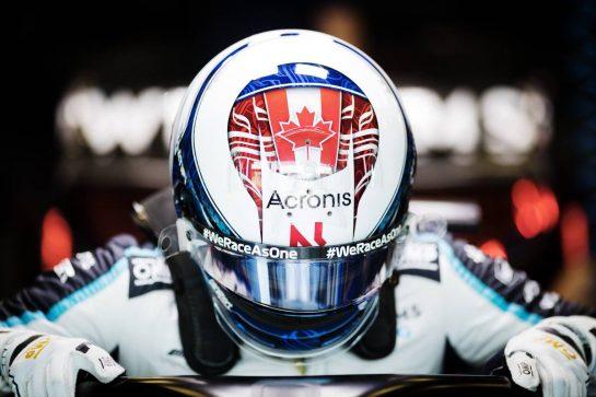 nNicholas Latifi (CDN) Williams Racing FW43B. 25.06.2021. Formula 1 World Championship, Rd 8, Steiermark Grand Prix, Spielberg, Austria, Practice Day. - www.xpbimages.com, EMail: requests@xpbimages.com © Copyright: Bearne / XPB Images