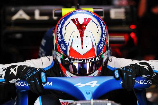 Esteban Ocon (FRA) Alpine F1 Team A521. 25.06.2021. Formula 1 World Championship, Rd 8, Steiermark Grand Prix, Spielberg, Austria, Practice Day. - www.xpbimages.com, EMail: requests@xpbimages.com © Copyright: Moy / XPB Images