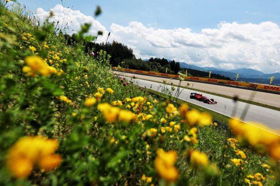 Charles Leclerc (MON) Ferrari SF-21. 25.06.2021. Formula 1 World Championship, Rd 8, Steiermark Grand Prix, Spielberg, Austria, Practice Day. - www.xpbimages.com, EMail: requests@xpbimages.com © Copyright: Charniaux / XPB Images