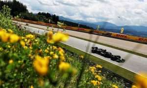 Styrian GP: Friday's action in pictures
