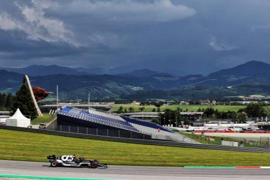 Yuki Tsunoda (JPN) AlphaTauri AT02. 25.06.2021. Formula 1 World Championship, Rd 8, Steiermark Grand Prix, Spielberg, Austria, Practice Day. - www.xpbimages.com, EMail: requests@xpbimages.com © Copyright: Batchelor / XPB Images