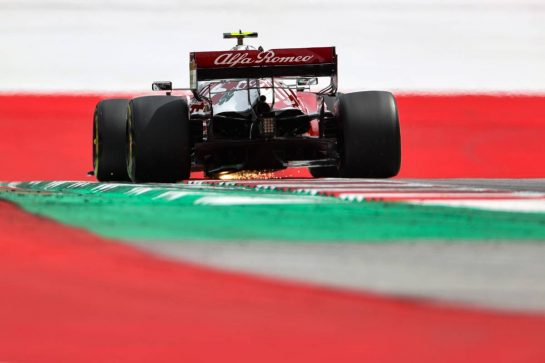 Antonio Giovinazzi (ITA), Alfa Romeo Racing 25.06.2021. Formula 1 World Championship, Rd 8, Steiermark Grand Prix, Spielberg, Austria, Practice Day.- www.xpbimages.com, EMail: requests@xpbimages.com © Copyright: Charniaux / XPB Images