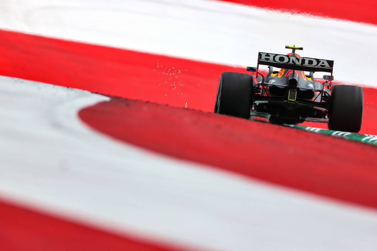 Sergio Perez (MEX), Red Bull Racing  25.06.2021. Formula 1 World Championship, Rd 8, Steiermark Grand Prix, Spielberg
