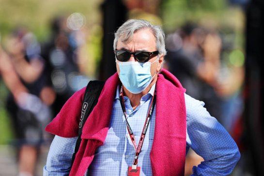Carlos Sainz (ESP). 26.06.2021. Formula 1 World Championship, Rd 8, Steiermark Grand Prix, Spielberg, Austria, Qualifying Day. - www.xpbimages.com, EMail: requests@xpbimages.com © Copyright: Moy / XPB Images