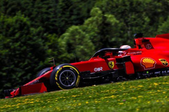 Charles Leclerc (MON) Ferrari SF-21. 26.06.2021. Formula 1 World Championship, Rd 8, Steiermark Grand Prix, Spielberg, Austria, Qualifying Day. - www.xpbimages.com, EMail: requests@xpbimages.com © Copyright: Batchelor / XPB Images
