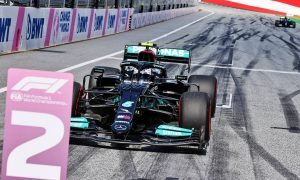 Bottas unhappy to lose front row start over 'harsh' penalty