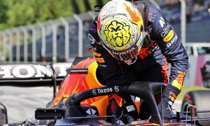 Verstappen 'super happy' but expects 'very tight' race battle