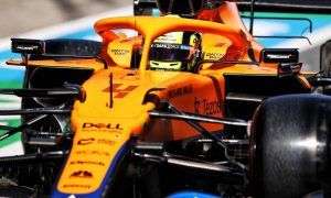 Norris: 'A bit of a shock' to be only a tenth off Hamilton