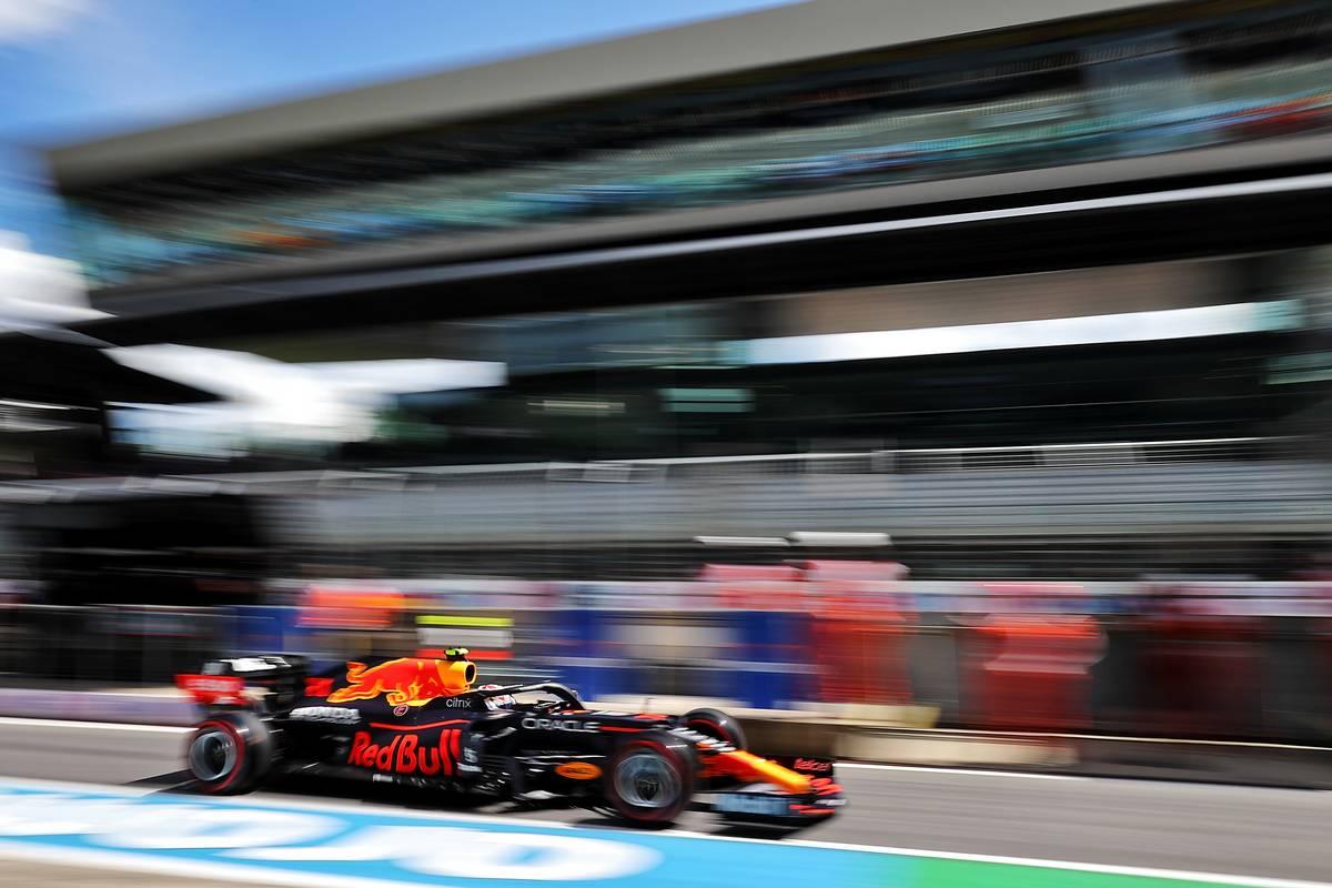 Sergio Perez (MEX) Red Bull Racing RB16B. 26.06.2021. Formula 1 World Championship, Rd 8, Steiermark Grand Prix, Spielberg