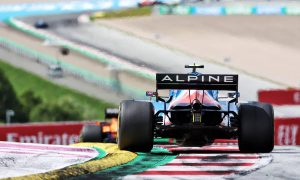 Alpine on the fringe of a penalty for exhaust system surplus